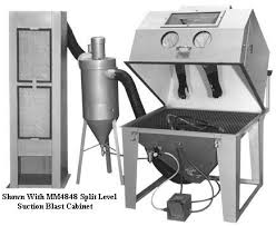 trinco master model mm4836bp suction cabinet