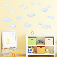 Decowall Clouds Sky Baby Nursery Kids Removable Wall Stickers Decal ... Playroom Wall Decals Designedbegnings New Style Hair Salon Sign Vinyl Wall Stickers Barber Shop Badges Watercolor Dots Decals Rocky Mountain Mickey Mouse Decal Is A High Quality Displaying Boys Nursery Pmpsssecretariat Girl Baby Bedroom Quote Letter Sticker Decor Diy Luludecals Five Owl Waterproof Hollow Out Home Art And Notonthehighstreetcom Cheap Minnie Find Deals For Kids Room Dcor This Such Simple Ikea Hack All You Need Little Spraypaint