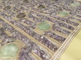 sauna floor mat 6 l far infrared heat jade tourmaline amethyst