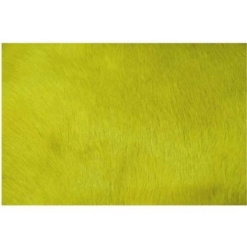 Hareline Rabbit Strip Fly Fishing Material - Golden Olive