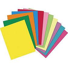 StaplesR Brights 24 Lb Colored Paper