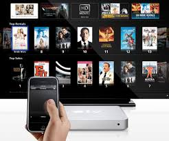Apple Adds iPhone iPod touch Finger Gesture Control to Apple TV