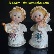 Flower Fairy Band Angel Mental Sandbox Music Sand Table Characters Small Ornaments Psychological Sandbar Figure