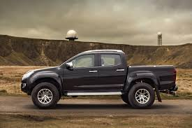 100 Extreme Super Trucks Arctic Adds Extreme Offroad Extras To Toughest Ever Isuzu D
