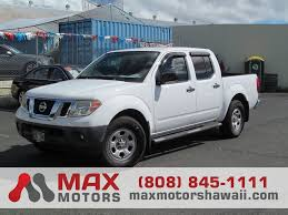 100 Nissan Frontier Truck 2011 Used S At Max Motors LLC Serving Honolulu HI