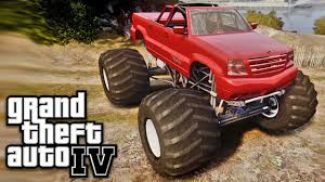 Monster Truck No GTA 4 - YouTube Monstertruck For Gta 4 Fxt Monster Truck Gta Cheats Xbox 360 Gaming Archive My Little Pony Rarity Liberator Gta5modscom Albany Cavalcade No Youtube V13 V14