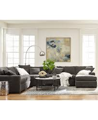 Kenton Fabric Sectional Sofa 2 Piece Chaise by Macys Living Room Sets U2013 Modern House Within Living Room Sets Macy