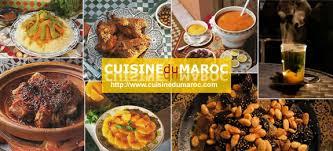cuisine marocaine en recettes par thème de la cuisine marocaine