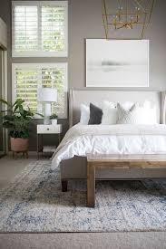 BECKI OWENS Kailee Wright Master Bedroom Reveal A Fresh Update With Benjamin Cozy BedroomBeige Walls