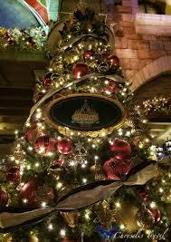 Saran Wrap Xmas Tree by A Closer Look At Christmas Celebrations From Tokyo Disneysea