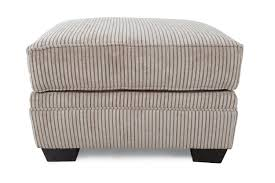 broyhill zachary brown ottoman mathis brothers furniture