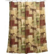 Lodge Shower Curtain