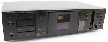 Nakamichi Tape Deck Bx 2 by Nakamichi Bx 125e 2 Head Cassette Deck Whybuynew