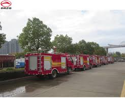 Mini Capacity Forland Fire Truck - Buy Mini Capacity Fire Truck ...
