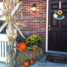 Outdoor Fall Decor Halloween Fall Decor Fall Decor
