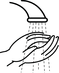 Free Coloring Pages Washing Hands Ideas