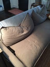 West Elm Bliss Sofa by Kristen F Davis Designs Sofa Switchout