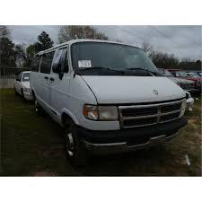 100 Dodge Mini Truck 1997 DODGE RAM VAN TRUCK JM Wood Auction Company Inc