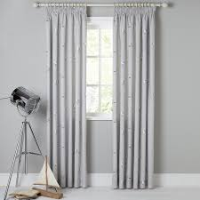 Fabric Curtains John Lewis by Buy John Lewis Coastal Birds Printed Lining Pencil Pleat Curtains