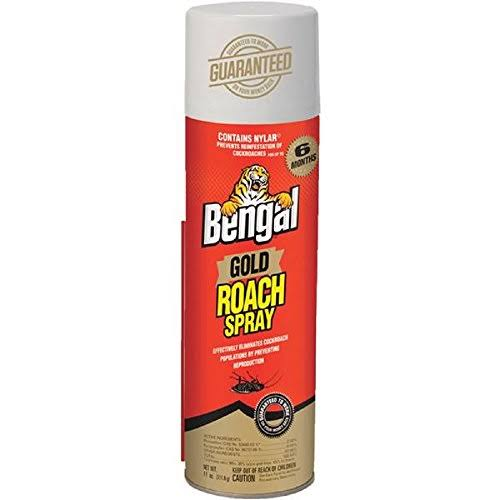 Bengal Products Gold Roach Spray - 11oz