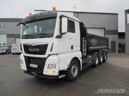 Used MAN MAN TGX 35.500 Dump Trucks Year: 2018 Price: $170,746 For ...