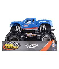 Toy State Road Rippers Light And Sound Big Foot Outdoor Monster ... Snake Bite Monster Truck Toy State Road Rippers 4x4 Sounds Motion Road Rippers Monster Chasaurus Rc Truck Giveaway Ends 34 Share Amazoncom Bigfoot Rhino Wheelie Motorized Forward Rock And Roller Rat Rod Vehicle Thekidzone Ram Rammunition Wheelies Sounds Find More Dodge For Sale At Up To 90 Off Garbage Tankzilla 50 Similar Items New Bright 124 Jam Grave Digger Sound Lights Forward Reverse Lamborghini Huracan Car Cuddcircle Race Car Toy State Wrider Orange Lights