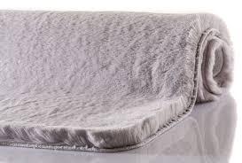 schöner wohnen kollektion badteppich bali ca d 190 c 004 silber