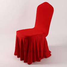US $560.0 |shipping Free 50 Pcs Good Quality Red Spandex Chair Covers Skirt  Style For Wedding Event Party-in Chair Cover From Home & Garden On ... Spandex Chair Cover Burgundy Banquet Red Cindy Recipe Hi Bar Table Cloth Products For Absolutely Fabulous Events And Productions Deconovo Set Of 4pcs Color Covers Removable Stretch Slipcovers Ding Wedding Decor Premium Red Spandex Lycra Banquet Chair Covers Weddingsoccasions 1 4 6 10 20 30 40 50 70 100 Lifetime Folding Lellen Piece New Design Special Large Polyester Xl Hight Back Seat Room Banquet Best Promo 2987 Christmas Decoration Lacys Rentals Denver Colorado High Quality Soft Slipcover