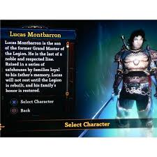 dungeon siege 3 ps3 dungeon siege 3 lucas guide ps3