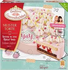 rewe coppenrath wiese torte für 1 31 erdbeer joghurt