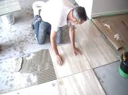 installing tiles bathroom kitchen basement tile installation