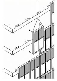 one step forward construction technology curtain wall