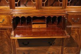 Baker Breakfront China Cabinet by Baker Antique Furniture Antique Furniture