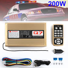 18 Tones 200W Car Truck Alarm Police Siren Horn Loud Speaker System ... Amazoncom Pyle Watch Dog Motorcycle Bike Vehicle Alarm Anti Theft 1 Way Car Protection Security System Keyless Entry Yescom Paging 2 Lcd Forklift Back Up And Over Speeding Universal X 87mm Window Stkersvehicle Procted By A Monitored Viper 5701 Silverado Install Youtube Inspirational 2018 Hot Aliexpresscom Buy Likebuying Styling Protec Tion Truck Remote Start Auto Arm Central Locking For 4g63
