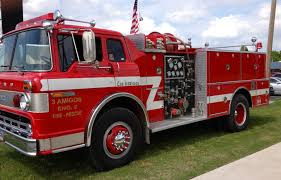 1987 Ford Fire Truck | Tell Me About It MichelleMarie