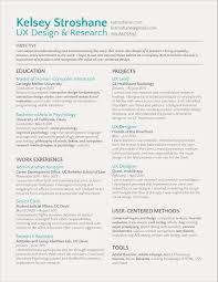 17 Unique Ux Designer Resume Examples