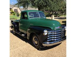 100 1951 Chevy Truck For Sale Chevrolet Pickup For ClassicCarscom CC1034346