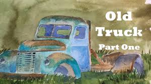 Painting An Old Truck In Watercolor Tutorial Field Landscape Blue ... Custom Paint On Truck Vehicles Contractor Talk Colorful Indian Truck Pating On Happy Diwali Card For Festival Large Truck Pating By Tom Brown Original Art By Tom The Old Blue Farm Pating Photograph Edward Fielding Randy Saffle In The Field Plein Air Adventures My Part 1 Buildings Are Cool Semi All Pro Body Shop Us Forest Service Tribute Only 450 Myrideismecom Tim Judge Oil Autos Pinterest Rawalpindi March 22 An Artist A