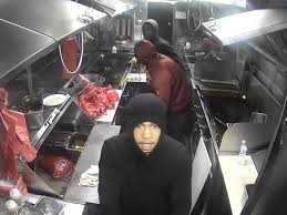 Taco Truck Robbers Steal Cash, Pistol Whip Worker On Video - Eater LA