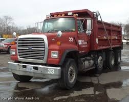 1997 Ford LT8000 Dump Truck   Item DW9517   SOLD! April 26 B... 2003 Intertional 7400 Tpi Mack Dump Truck 2005 Tandem Axle For Sale Youtube Used Trucks Houston Tx Porter Sales 1957 Chevy Trucks For Sale 1947 Coe 454 Engine 4l80e Truckland Spokane Wa New Cars Service Upstruckunitedparlservice Retail News Asia Volvo Fh16 Tractor Units 2014 Nettikone Ford Ranger 4x4 Xlt Mnl Double Cab 2017 Freightliner Evo Country 2019 Western Star 4700sb 1998 Lt9511 Tri Axle Dump Truck Sold At Auction