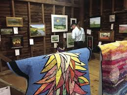 See, Create And Buy Art In The Barn | Events | Winchesterstar.com The Dorchester Fair Art In The Barn Today Through Sunday Goodmorninggloucester Map Directions Barrington Holiday And Craft Market Three Leaf Farm 2017 Sizzling Green Sheep Susan B Luca Fine Arts In June 911 Mchenry County Living Cape Charles Mirror Blog Page Greenbelt Essex Ma