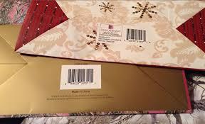 Menards Christmas Tree Bag by About Those Free Gift Bags At Menards This Week Jill Cataldo