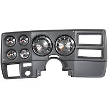 6 GAUGE DIRECT-FIT DASH KIT, CHEVY TRUCK / SUBURBAN 73-83, AMERICAN ... Ultimate Service Truck 1995 Peterbilt 378 With Mclellan Super Luber Fire Gauges Picture Classic Dash 6 Gauge Panel With Auto Meter 1980 Chevy Is This Gauge Any Good Dodge Cummins Diesel Forum 67 72 W Phantom Ii 13067 6063 Ba 65000 Fast Lane Press Releases Factory Matching Gm 01988 Tachometer Cversion Sports Old Photograph By Wes Jimerson Check Temp Not Working And Ac Blowing Hot Ford Instruments Store Ct54axg62 Black Elect Sport Comp 77000