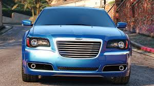 2012 chrysler 300 srt8 add on replace tuning gta5 mods
