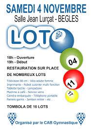 salle jean lurat begles loto du cab 4 novembre 2017 c a beglais gymnastique