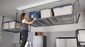 Overhead Garage Storage Garage Shelving