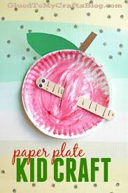 Painting With Apples Is A Fun And Simple Art Project For Preschoolers That Gives Them Experience Using Different Kind Of Brush Their Artwork