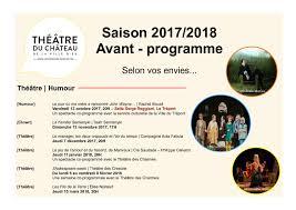 salle michel audiard eu calaméo théâtre du château avant programme saison 2017 2018