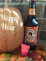 Wasatch Pumpkin Ale Recipe by Sunday Funday Happy Hour Kentucky Bourbon Barrel Pumpkin Ale And