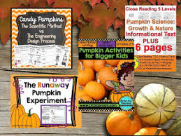 The Runaway Pumpkin by The Primary Peach October 2016